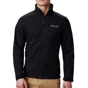 Columbia Soft Jacket Water + Wind Resistant